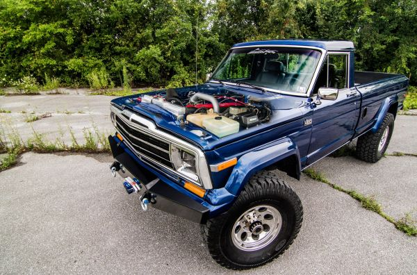 Jeep J20 - Year of Clean Water