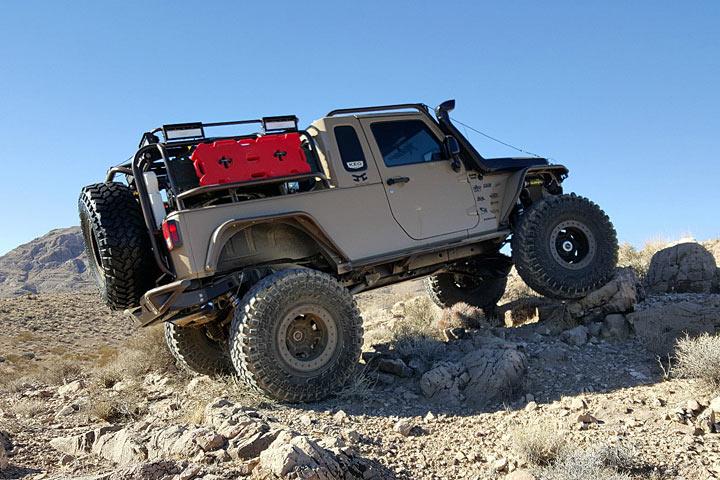 Jeep Commander Engine Coolant