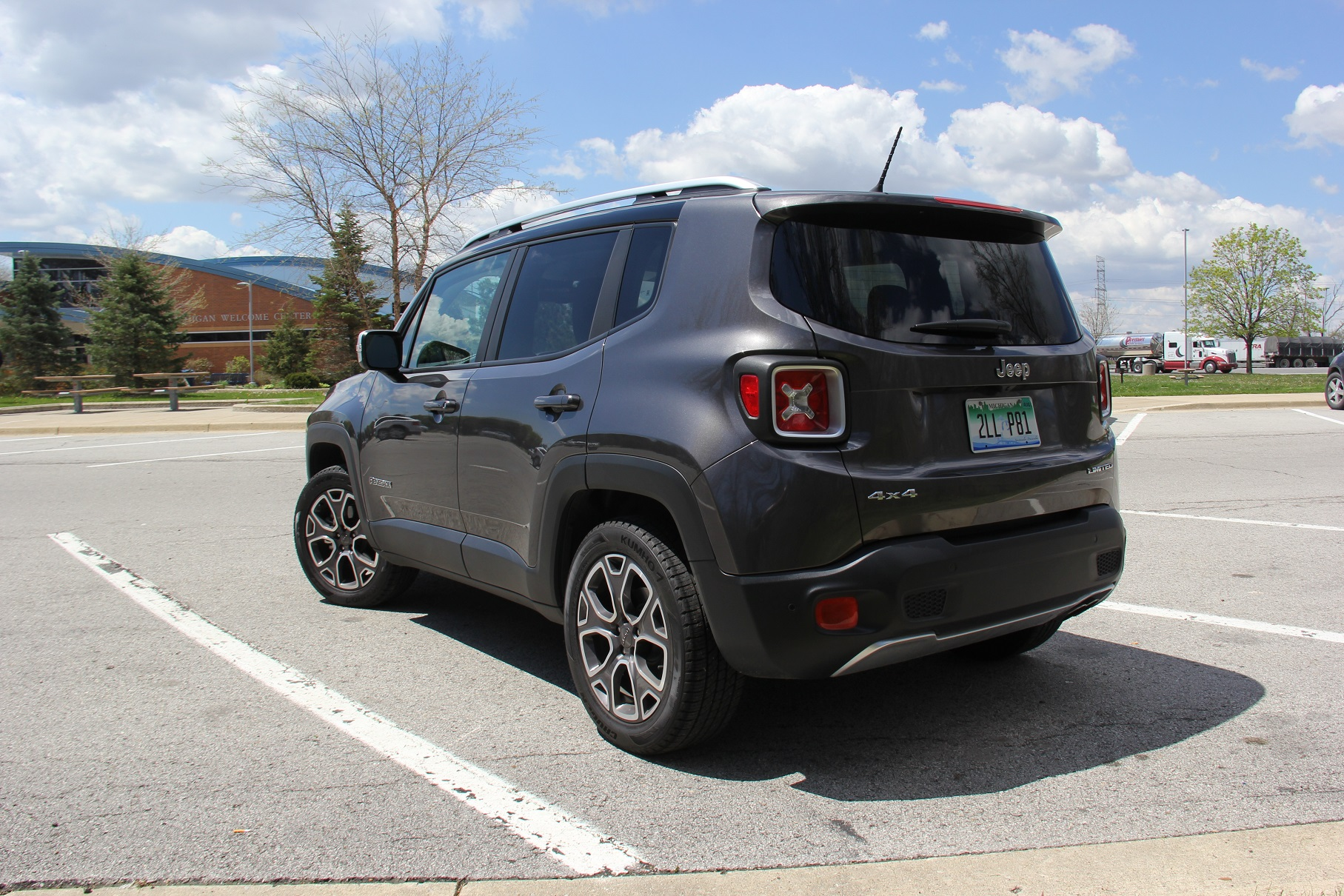 Jeep Wrangler Unlimited Towing Capacity >> Jeep Renegade - price - JK-Forum