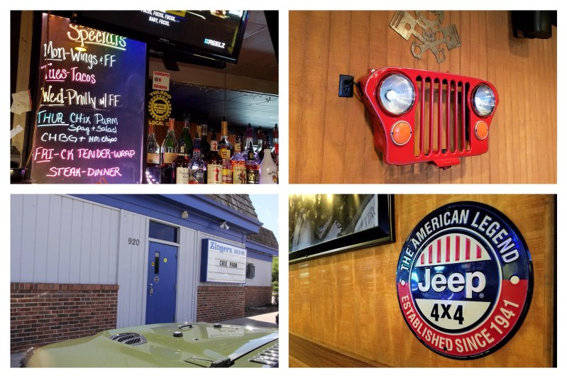 Jeep Zingers Bar & Grille (primary photo)