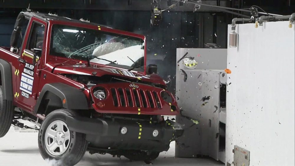 Attractive Todayu0027s How To Tuesday Article Talks About All Of The Safety Ratings And Crash  Test Results For The JK Wrangler