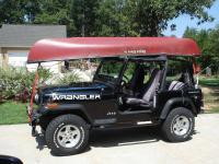 How-To Spotlight: Canoe Rack Install for Soft Top - JK-Forum