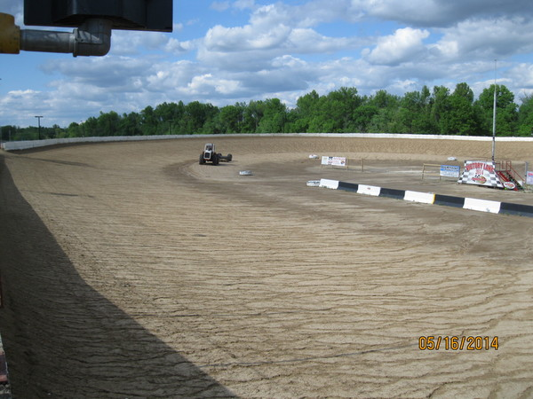 racetrack to off-road park