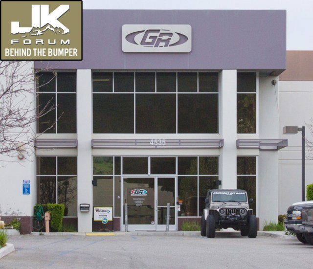 GenRight Off Road Headquarters