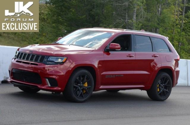 Jeep Grand Cherokee Trackhawk Featured 2