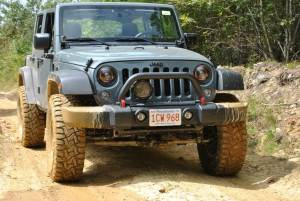 jk-forum.com 2015 Jeep Wrangler Unlimited Sport Overland Build