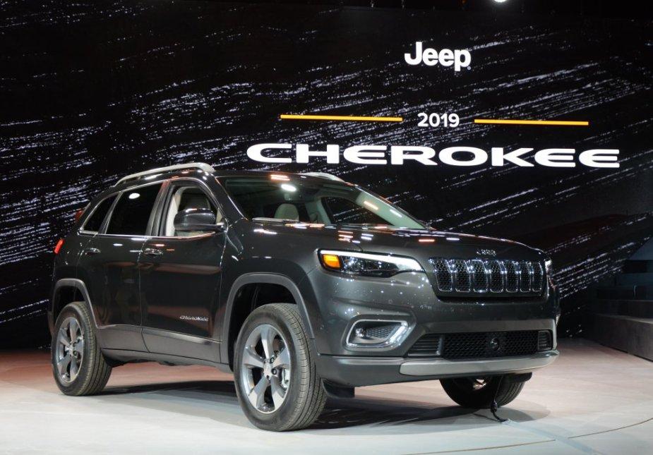 2019 Cherokee Debut