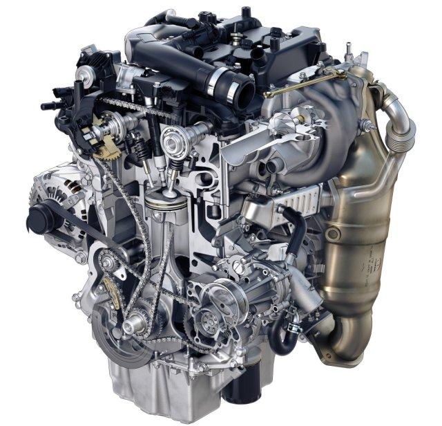 JK-Forum - 2019 Jeep Cherokee 2.0-Liter Turbo I4 Engine