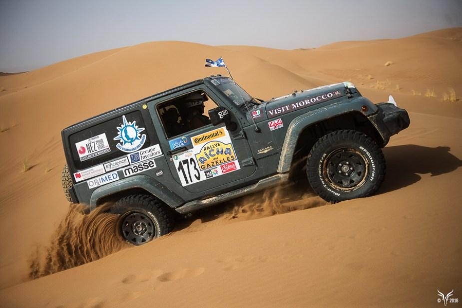 Rallye Aïcha des Gazelles du Maroc - Off-Road Rally