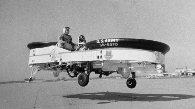 1958 Piasceki Airgeep VZ-8P