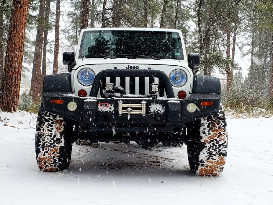Jeep Winter Photo Contest