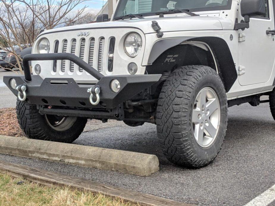 Jeep Wrangler Jk Pillar Gauge Pod