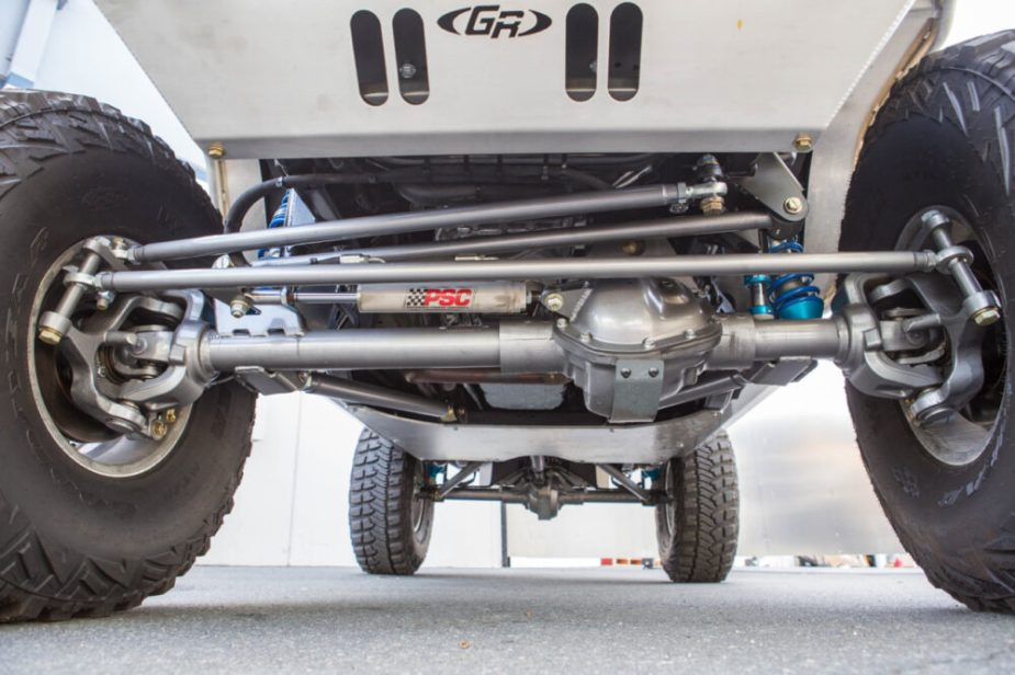 GenRight Moab Easter Jeep Safari Build