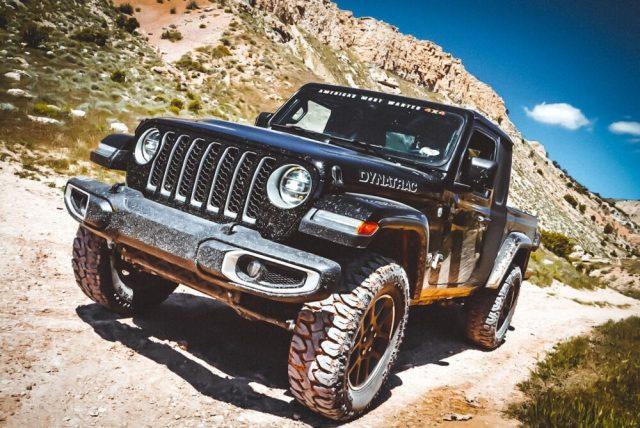 Dynatrac Jeep Gladiator