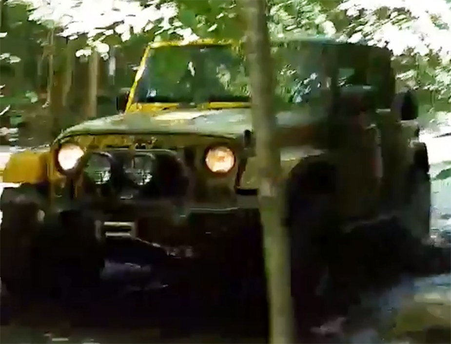 Jeep Wrangler Offroad