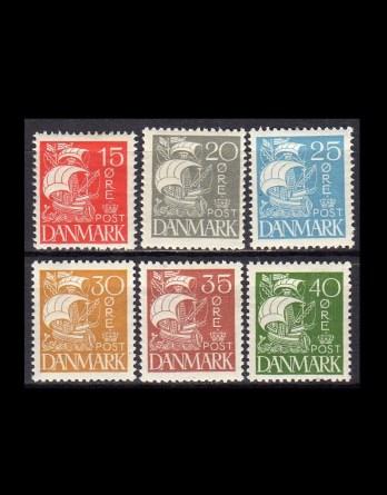 196-399, Postfrisk/ubrugt