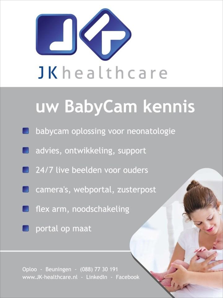 """JK healthcare, uw BabyCam kennis!"""""""