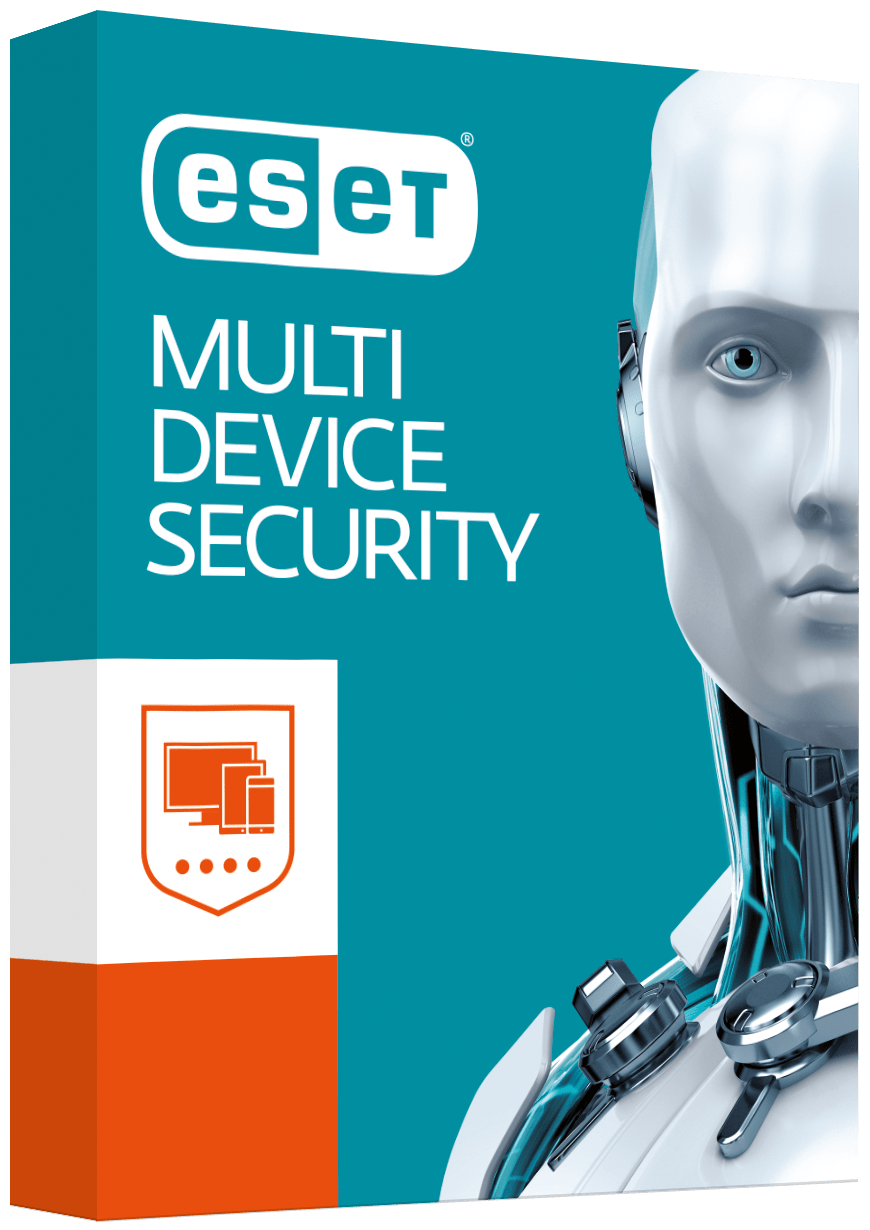 ESET Multi-Device Security Antivirus Software