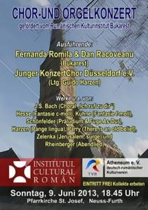 Rumanisches Kulturinstitut 2013