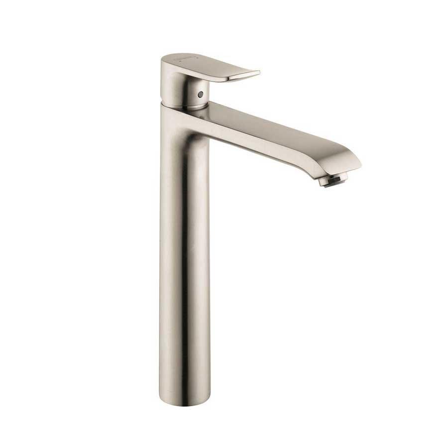 Hansgrohe Metris OneHandle Vessel Sink Bathroom Faucet