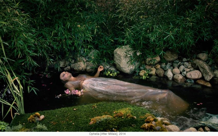 Ophelia [After Millais], 2014