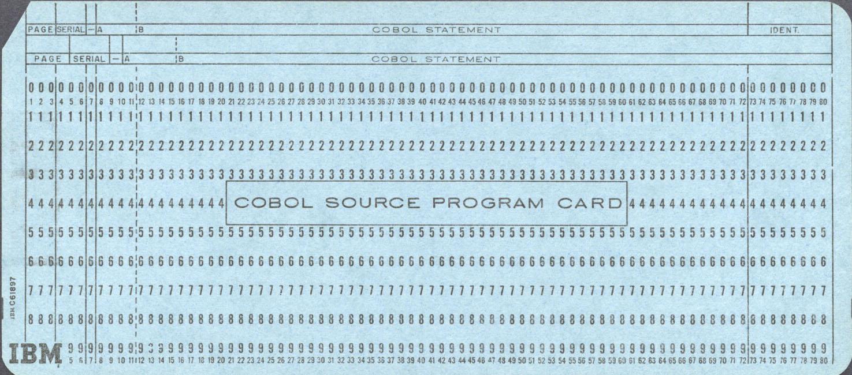 FinTech COBOL