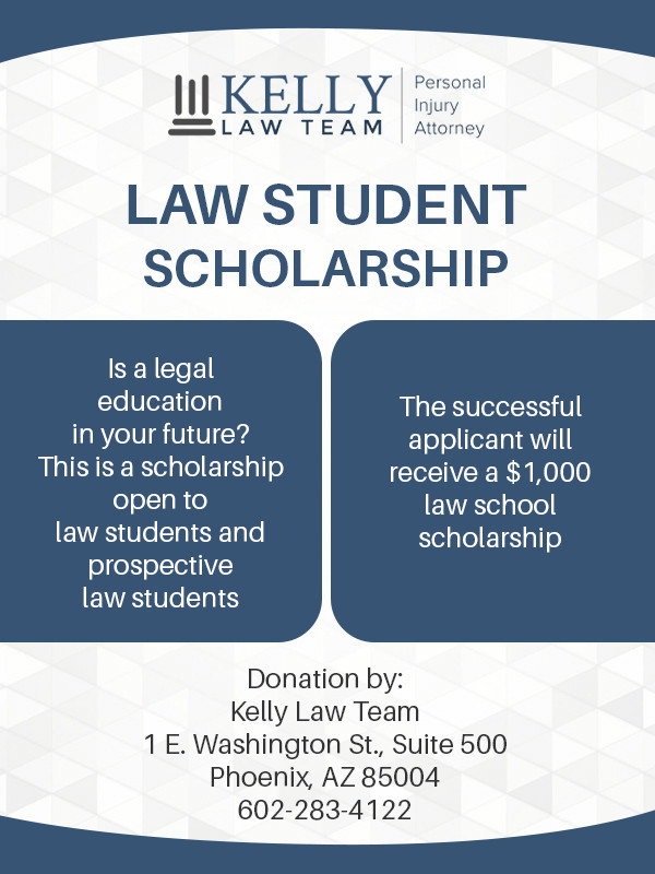 Law student scholarship