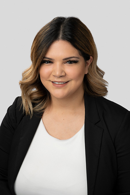 Legal Assistant, Ashley Gutierrez
