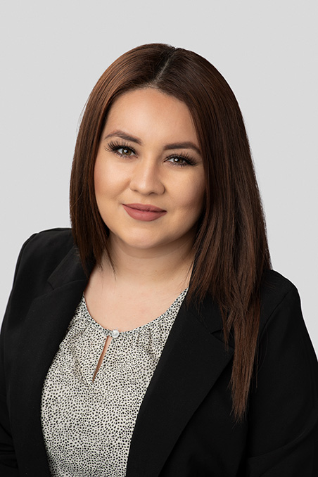 Legal Assistant, Karen Quintana