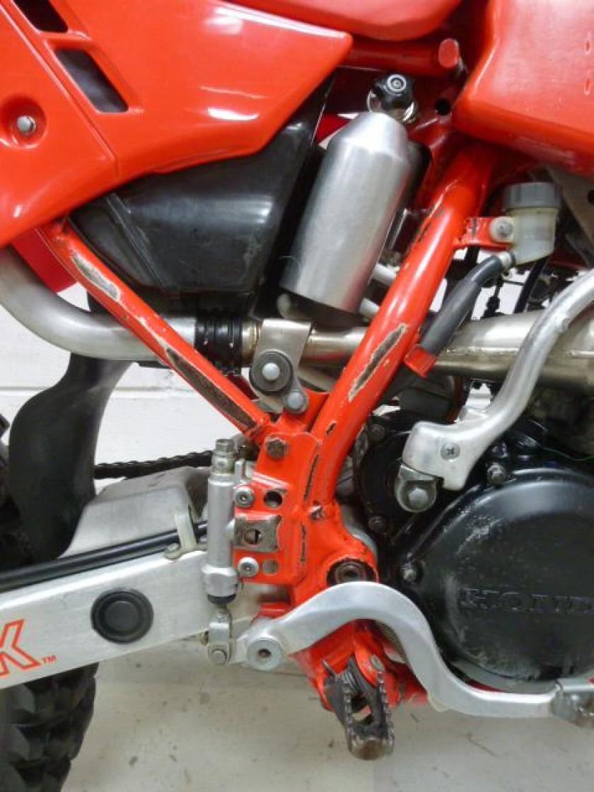medium resolution of honda cr250 1988 sold for sale