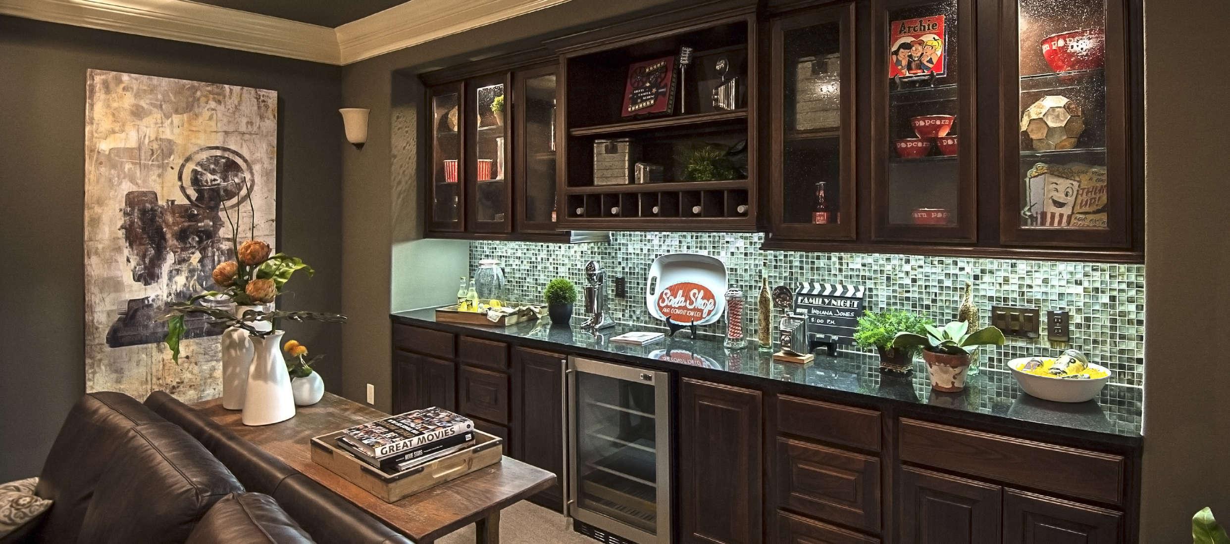 JKraft Inc  Custom cabinets by Houston cabinet company
