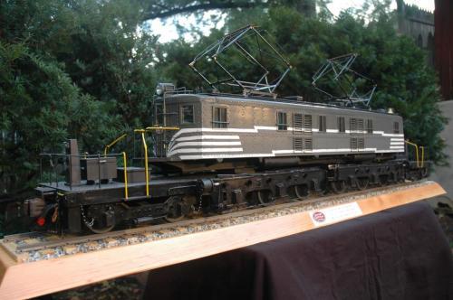P1A - P2B CUT NYC Electric Loco