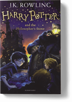 Harry Potter and the Philosophers Stone  JK Rowling