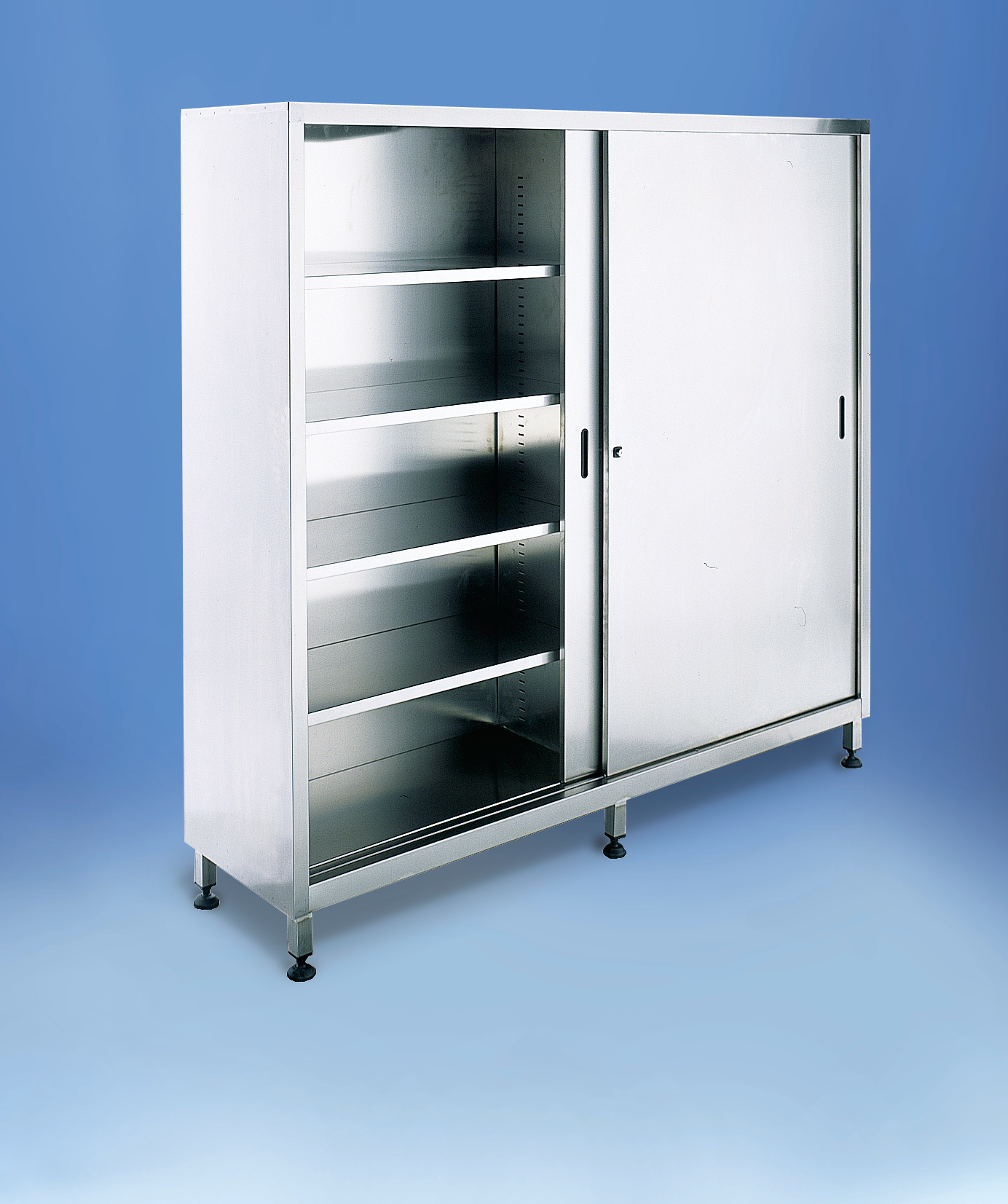 Storage Cabinets Extra Large by JK Stainless Solutions Ltd
