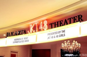 JKT48 Theater, which recently celebrated its third anniversary with more than 200,000 visitors, has become a popular spot in Jakarta.