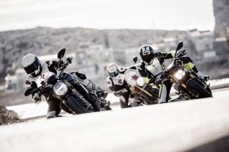 Ducati Monster 1200 S, Ducati Monster S4 RS, Ducati Streetfighter S, PS 3er Impressionen Ducati, Heft 3/17, Südfrankreich