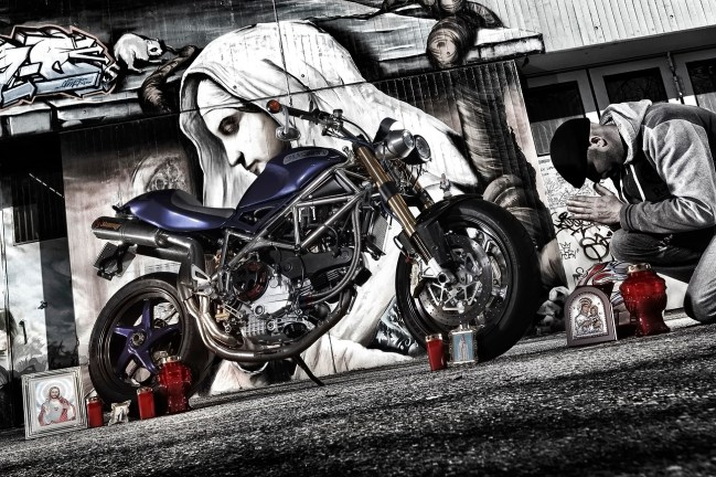 Ducati Monster 996, PS Limited Edition, Heft 5/12
