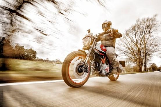 Ducati Scrambler Custom, Fuel Heft 2/16