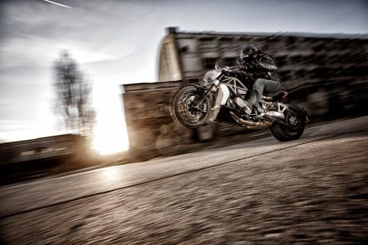 Ducati XDiavel S VT Muscel Bikes, MRD Heft 9/16, Berlin