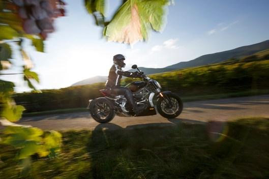 Engel und Teufel, Reisegeschicht mit Ducati Diavel im Elsass, Vogesen. MRD Heft?, Frankreich