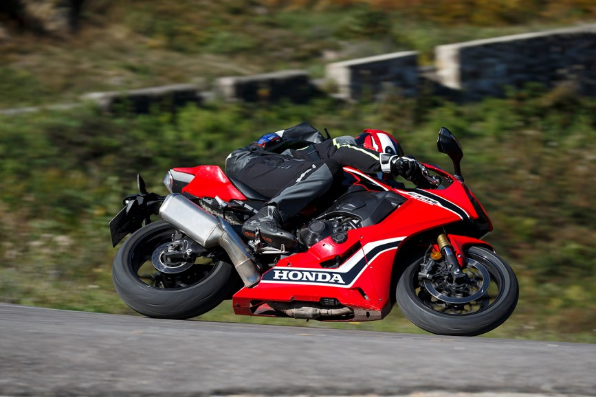 Honda CBR 1000 RR Fireblade, Herbstausfahrt 2018, MRD Heft 24/18, Vogesen, Frankreich