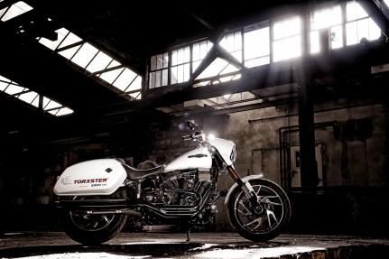 Sohn Motorcycles M8 Overkill 2300, Tuning Bikes Vergleich, MRD Heft 23/18
