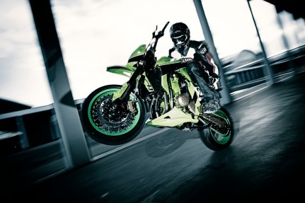 Kawasaki Z 1000 Ultramoto, PS Limited Edition, Heft 2/13