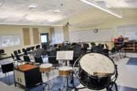 School music room design