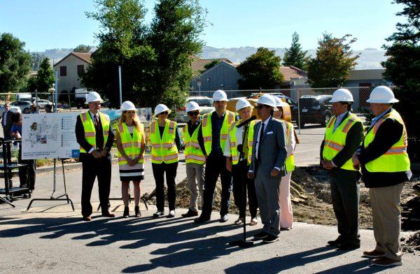 Srjc Petaluma Stem Classroom Building Groundbreaking Ceremony