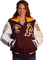 Jackets  JL Varisty Jackets and Patches