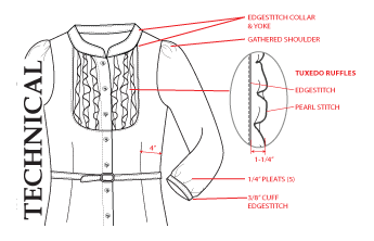 Tech pack basics designer education jld studios blog in short a tech pack or technical design package is best described as the blueprint for your apparel design it is a way for the designer to communicate malvernweather Images