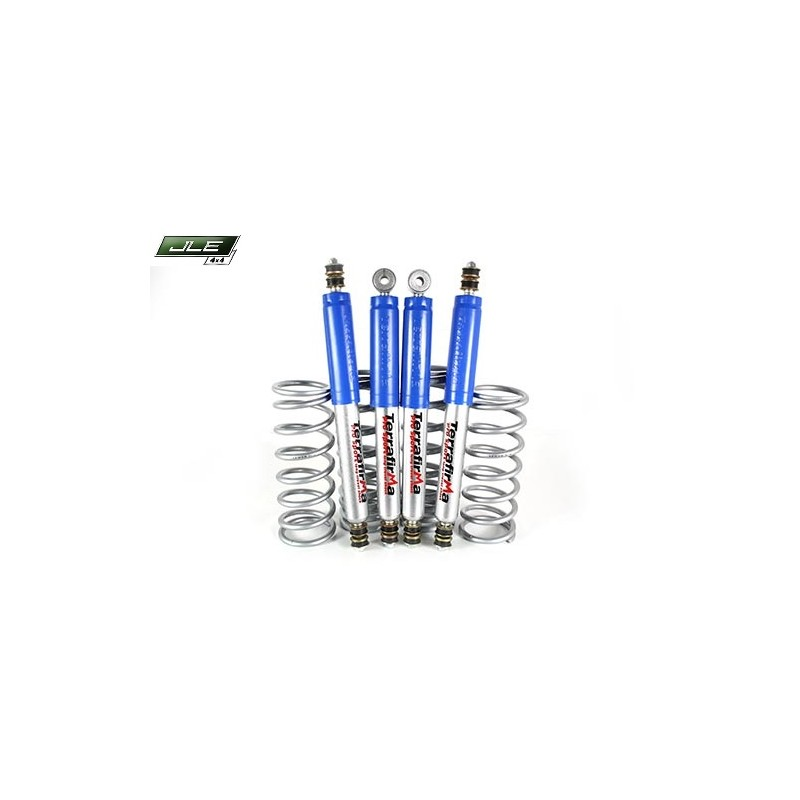 Kit suspension charge moyenne hauteur standard Pro Sport