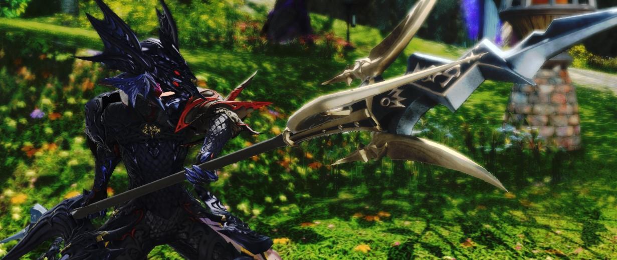FF14 ジョブ 竜騎士