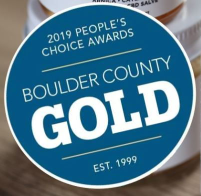 Boulder County Gold People's Choice Award